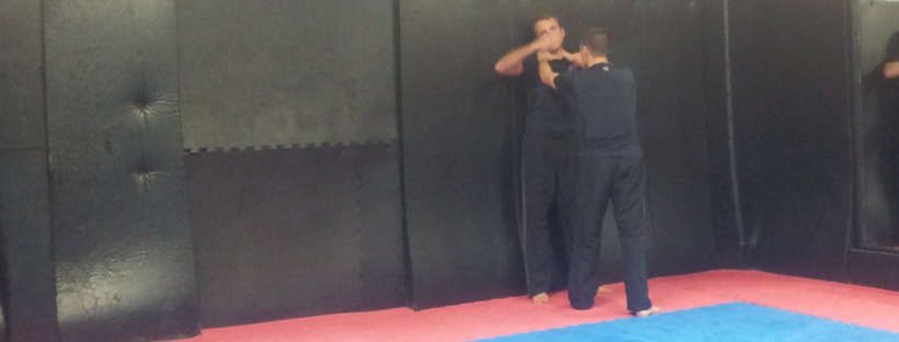 Une situation de self-defense (N. HOSSELIN & G. GRES)